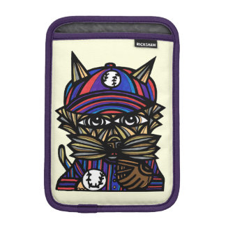 """Baseball Kat"" iPad Mini Soft Case"