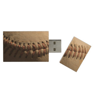 Baseball Lace usb flash drive