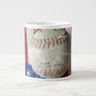 Baseball Large Coffee Mug