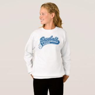 Baseball league sweatshirt