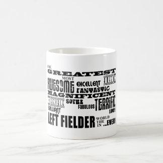 Baseball Left Fielders : Greatest Left Fielder Mugs