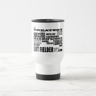 Baseball Left Fielders : Greatest Left Fielder Coffee Mug