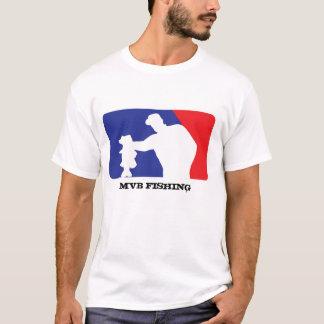 Baseball Logo for Bass Fishing T-Shirt