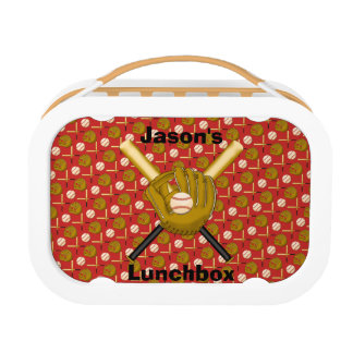 Baseball Lunch Box Set