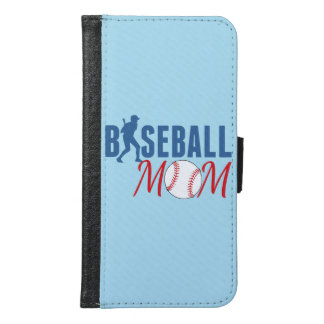 Baseball Mom Phone Case