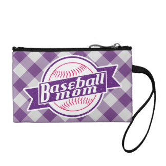 Baseball Mom Purse Bag