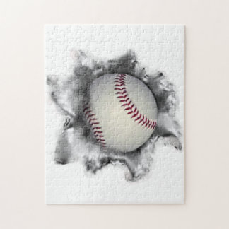 baseball novelty jigsaw puzzle