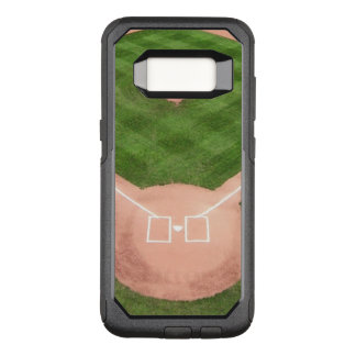 Baseball OtterBox Commuter Samsung Galaxy S8 Case