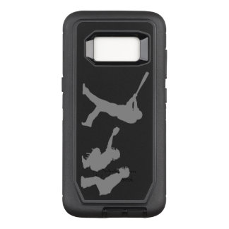 Baseball OtterBox Defender Samsung Galaxy S8 Case