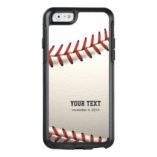 Baseball OtterBox iPhone 6/6s Case