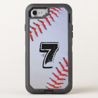 Baseball Otterbox OtterBox Defender iPhone 7 Case