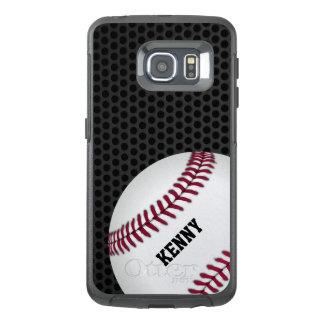 Baseball Otterbox Samsung S6 Edge Case