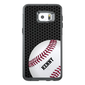 Baseball Otterbox Samsung S6 Edge Plus Case