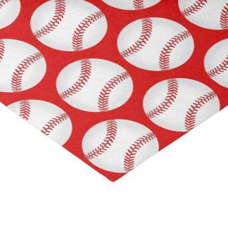 Baseball Pattern Tissue Paper