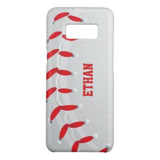 Baseball Personalized Case-Mate Samsung Galaxy S8 Case
