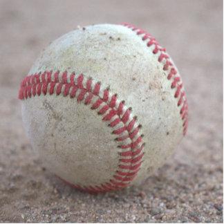 Baseball Photo Sculpture Ornament