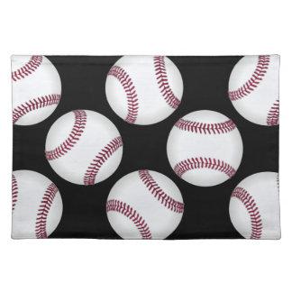 Baseball Placemat
