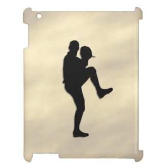 Baseball Player Pitcher Case For The iPad 2 3 4