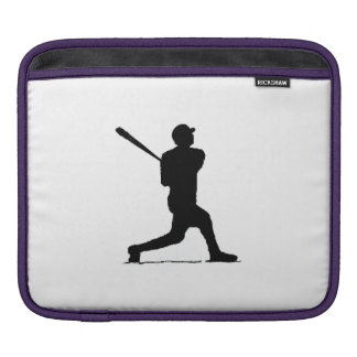 Baseball Player Sleeves For iPads