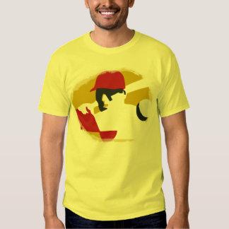 Baseball retro art shirts