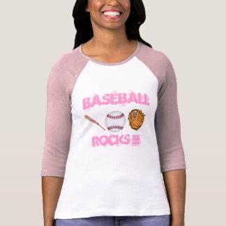 Baseball Rocks Tshirt