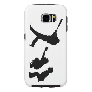 Baseball Samsung Galaxy S6 Cases