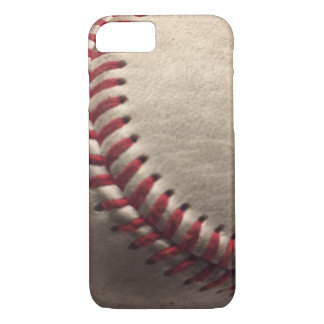 Baseball Seams Dirty iPhone 7, Barely There iPhone 8/7 Case