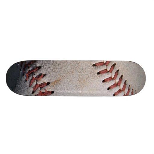 Baseball Skate Board
