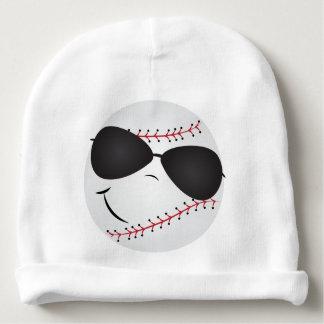 Baseball Softball Sports Game Red ball Baby Beanie