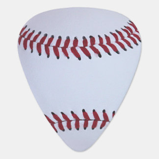 Baseball Sport Guitar Pick