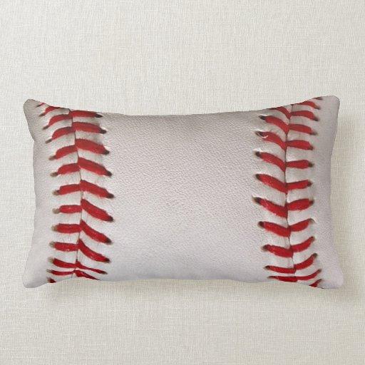 Baseball Sports Throw Pillow