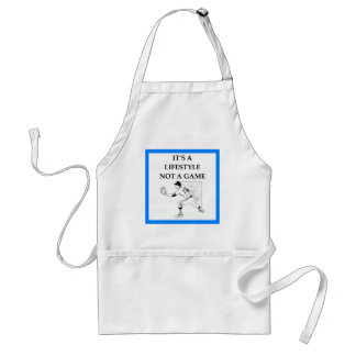 baseball standard apron