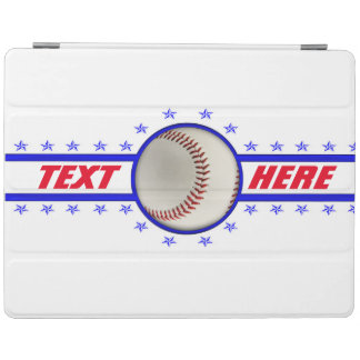 Baseball Star athlete iPad Cover