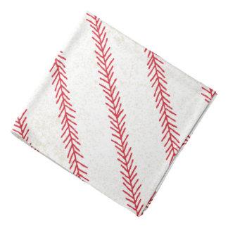 Baseball Stitch Bandana