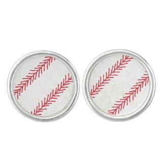 Baseball Stitch Cuff Links