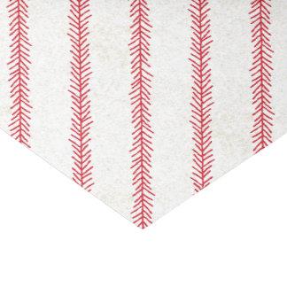 Baseball Stitch Tissue Paper