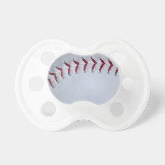 Baseball Stitches Pacifiers