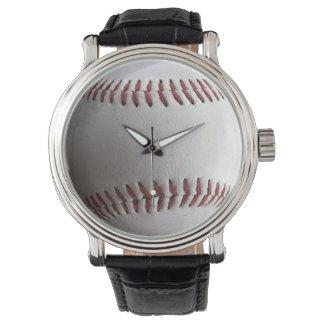 Baseball Stitches Wristwatches
