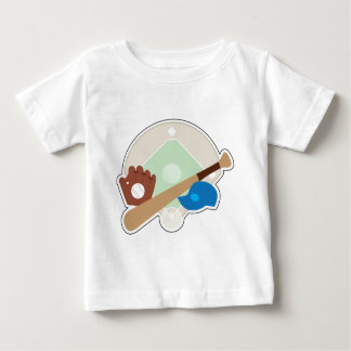 Baseball Stuff Baby T-Shirt