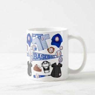Baseball Stuff Coffee Mug