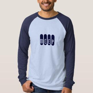 Baseball style meep tshirts