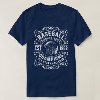 Baseball Superior League Men's T-Shirt