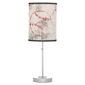 Baseball Table Lamps