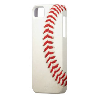 Baseball Texture iPhone 5 Cover