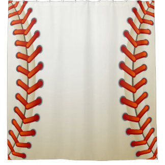 Baseball Texture Stitched Ball Look