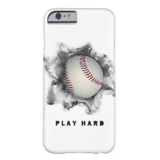 baseball-themed phone case