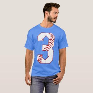 Baseball - Three Up Three Down - 3 Up 3 Down T-Shirt