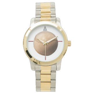 Baseball Two-Tone watch