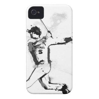 Baseball Violinist Case-Mate iPhone 4 Case
