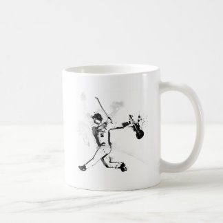 Baseball Violinist Coffee Mug